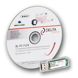 BL-PC-FLEX Setup-Kit EnOcean DALI Controller DEUTA Controls