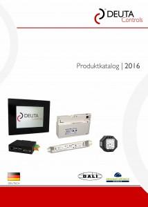 Produktkatalog DEUTA Controls GmbH