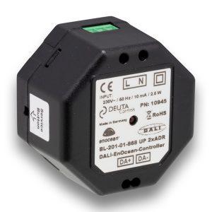 BL-201-01-868 UP 2xADR EnOcean-DALI-Controller DEUTA Controls