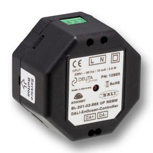 BL-201-02-868 UP RGBW EnOcean-DALI-Controller DEUTA Controls