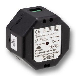 BL-201-03-868 UP RGB EnOcean-DALI-Controller DEUTA Controls