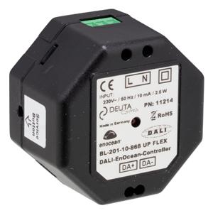 BL-201-10-868 UP FLEX EnOcean-DALI-Controller DEUTA Controls