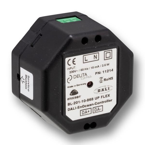 BL-210-10-868 UP FLEX EnOcean-DALI-Controller DEUTA Controls