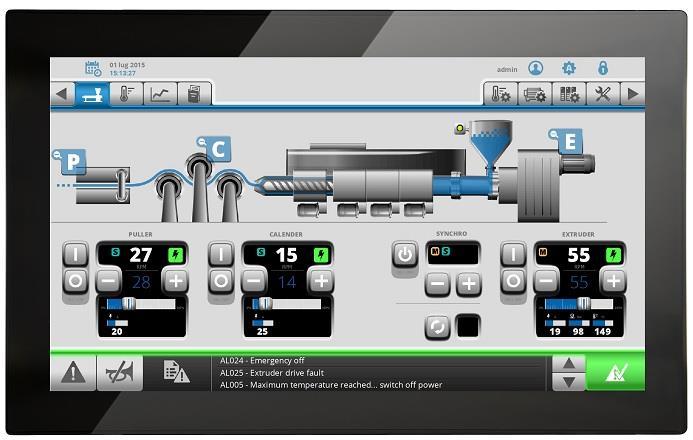 VL-721 STYLE DEUTA Controls jMobile