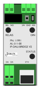 AL-511-00 IP-DALI BRIDGE DEUTA Controls DALI EnOcean
