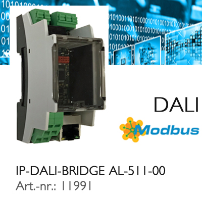 DEUTA Controls DALI EnOcean BL-201 AL-511-00 IP-DALI-BRIDGE DEUTA Controls