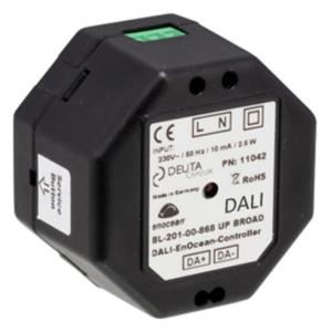 11042 BL-201-00-868 UP BROADCAST EnOcean-DALI-Controller DEUTA Controls