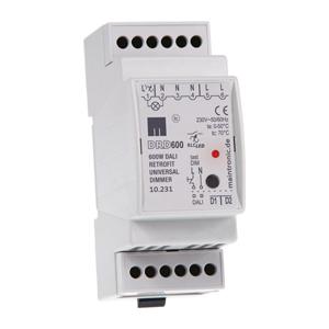 11801 DALI Universal Dimmer 230 V 1CH 3-600W DEUTA Controls