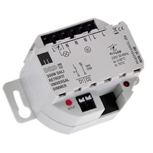 11896 DALI Universal Dimmer UP 230 V 1CH 3-300W DEUTA Controls