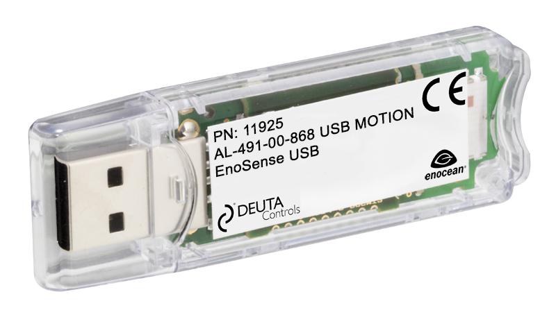 EnoSense USB AL-491-00-868 USB MOTION DEUTA Controls