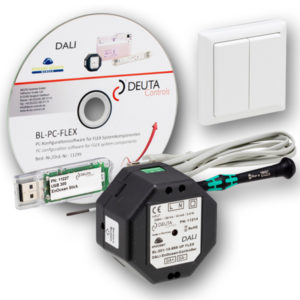 DEUTA Controls BL-PC-FLEX EnOcean DALI Controller jMobile