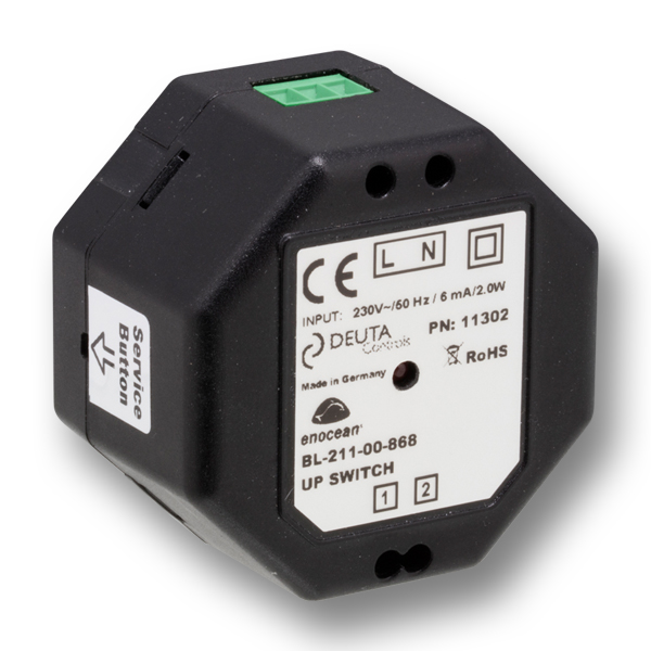 BL-211-00-868 UP SWITCH EnOcean-Adapter DEUTA Controls
