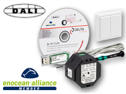 EnOcean DALI BL-PC-FLEX DEUTA Controls