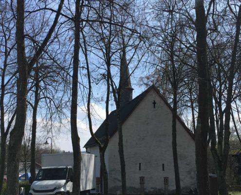 DEUTA Controls EnOcean DALI Wallfahrtskirche Hallenberg