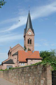 DEUTA Controls EnOcean DALI jMobile Kirche Waldaschaff