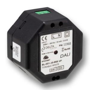 Tunable White EnOcean-DALI-Controller BL-201-40 BL-202-40 DEUTA Controls HCL