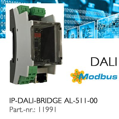 AL-511-00 IP-DALI-BRIDGE DEUTA Controls