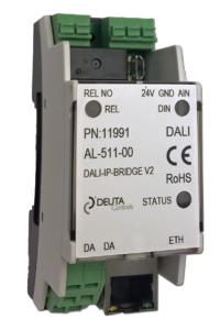 AL-511-00 IP-DALI BRIDGE DALI MODBUS DEUTA Controls GmbH