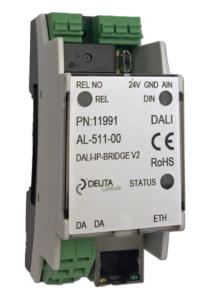AL-511-00 IP-DALI-BRIDGE DEUTA Controls DALi MODBUS TCP