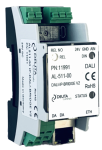 AL-511-00 IP DALI BRIDGE MODBUS DEUTA Controls