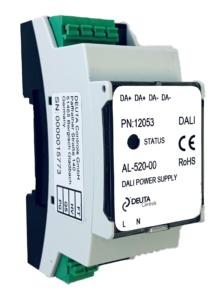 AL-520-00 DALI POWER SUPPLY DEUTA Controls