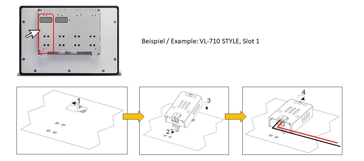 VL-STYLE-KNX-TP DEUTA Controls GmbH
