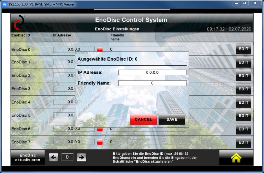 ECS EnoDisc Control System DEUTA Controls GmbH