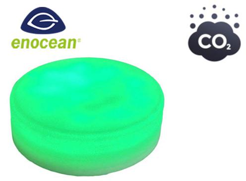 EnoPuck CO2 Ampel EnOcean DEUTA Controls BL-PC-FLEX-2 co2ampel schule